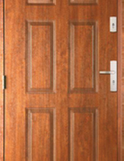 MIKEA Drzwi do domów - Linia Prima Thermo 12
