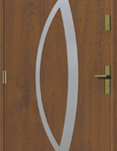 MIKEA Drzwi do domów - Linia Prima Thermo 17