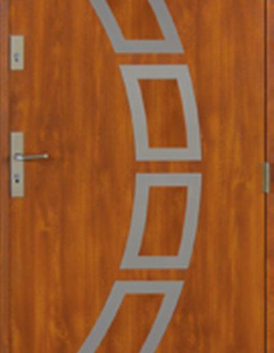 MIKEA Drzwi do domów - Linia Prima Thermo 18
