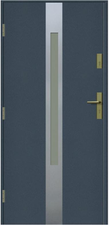 MIKEA Drzwi do domów - Linia Prima Thermo 4