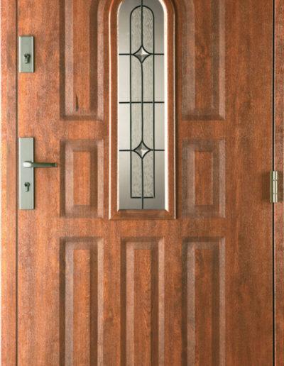 MIKEA Drzwi do domów - Linia Prima Thermo 8