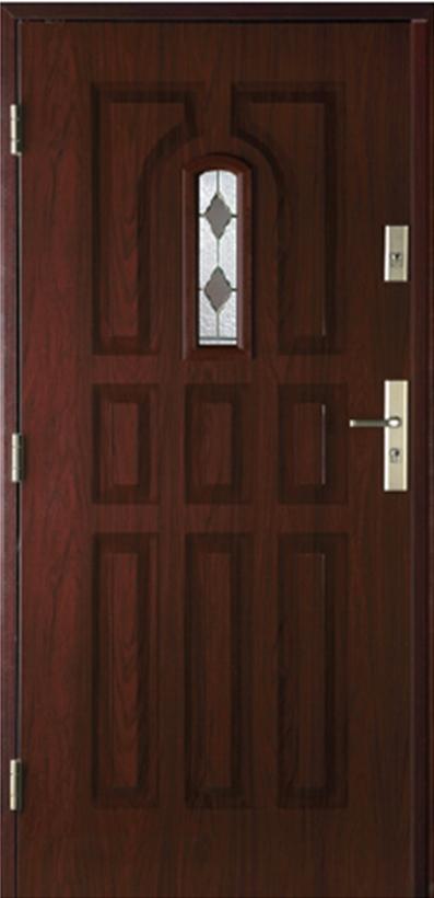 MIKEA Drzwi do domów - Linia Prima Thermo 9