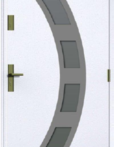 MIKEA Drzwi do domów - Linia Thermika Felc 33