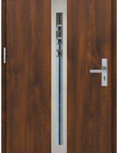 MIKEA Drzwi do domów - Linia Thermika Pasiv 11