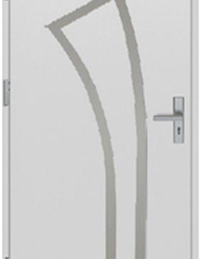 MIKEA Drzwi do domów - Linia Thermika Pasiv 17
