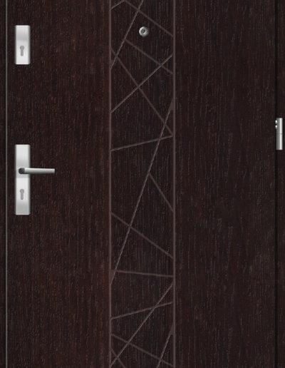 MIKEA Drzwi do mieszkań - Linia Otium 12