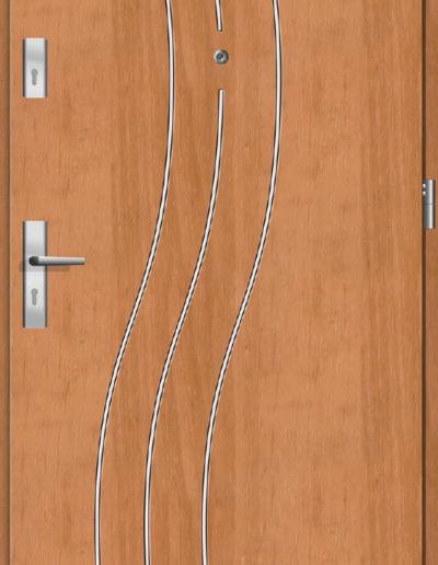 MIKEA Drzwi do mieszkań - Linia Otium 22