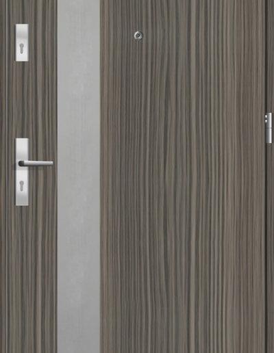 MIKEA Drzwi do mieszkań - Linia Otium 23