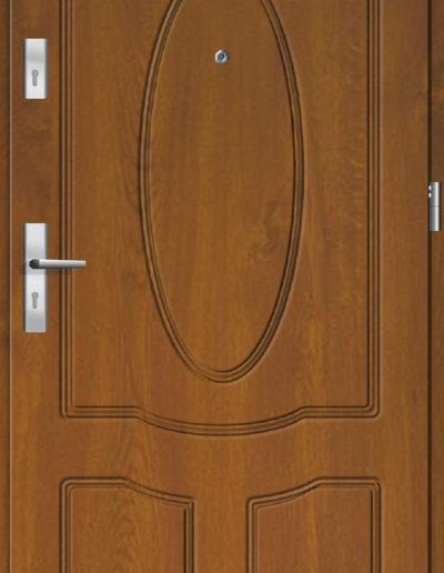 MIKEA Drzwi do mieszkań - Linia Otium 3