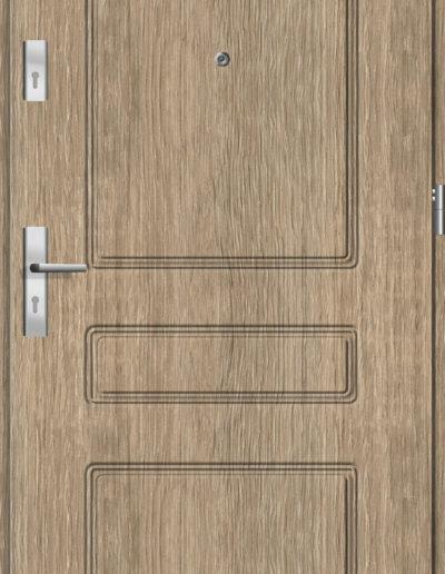 MIKEA Drzwi do mieszkań - Linia Otium 7