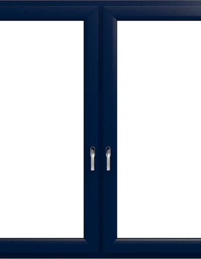 stalowy-niebieski